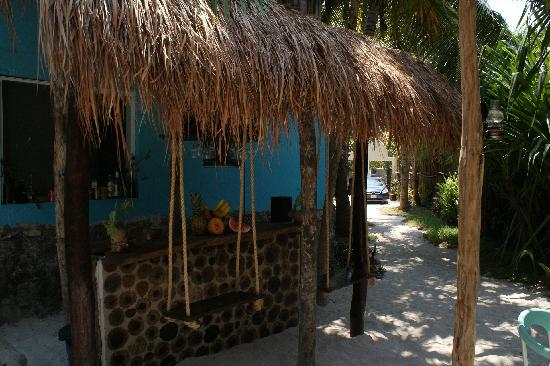 My Tulum Cabanas: bar