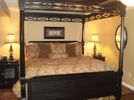 1825 Inn Bed and Breakfast: Hershey Sweet bed