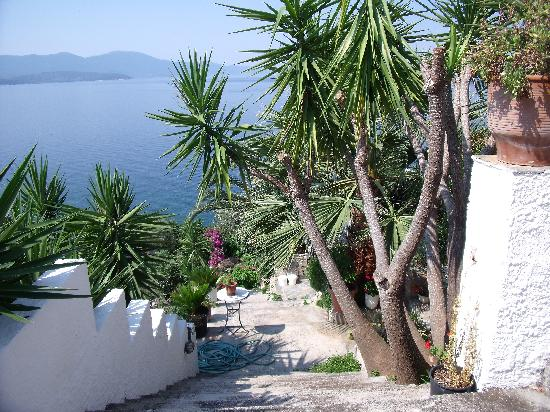 Pounda Paou: View from room 7