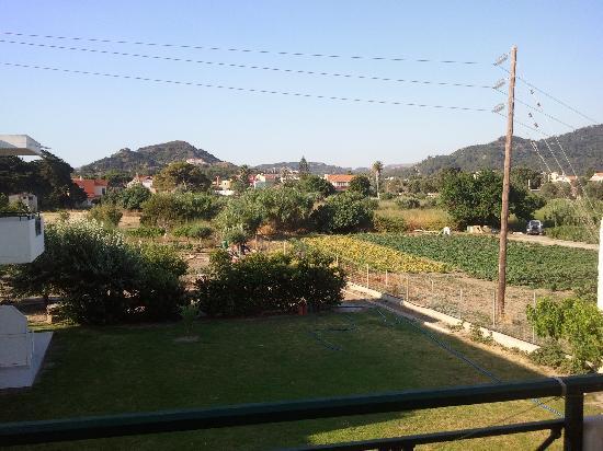 Para Sun Studios : Balcony view