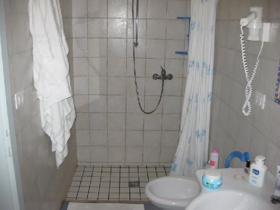 Torre Vado, Italia: il bagno