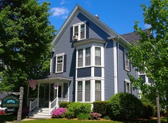 Brewster House Bed & Breakfast, Freeport Maine
