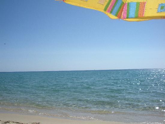 Sardinya, İtalya: mare d'agosto