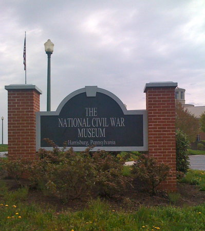 National Civil War Museum : Check it out!