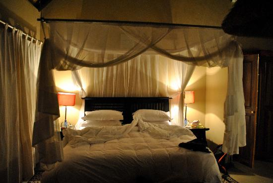 Singwe River Lodge: Chambre