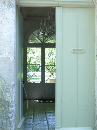 Chateau Rouge: porte d´entrée