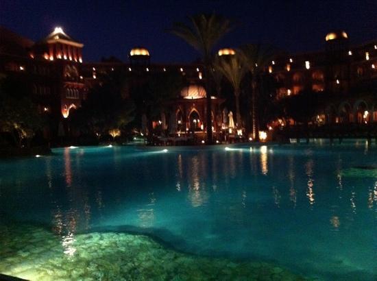 view at night  Grand Resort 5*, Єгипет,  Хургада - photo