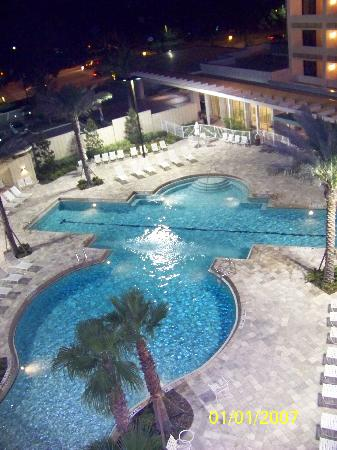 Holiday Inn Orlando – Disney Springs Area: Another pool view