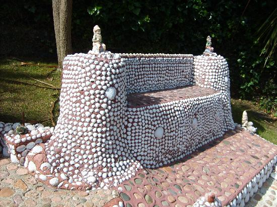 The Shell Garden Jersey: Have a seat
