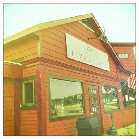 Savory and the Sweet Escape: a great stop post-corn hill beach!!