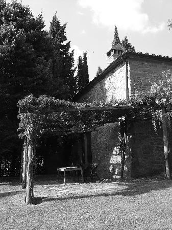 Volpaia : The 5 bedroom villa