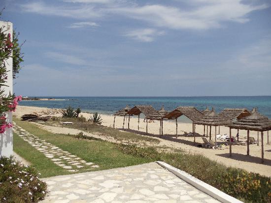 Royal Azur Thalasso Golf: Beach