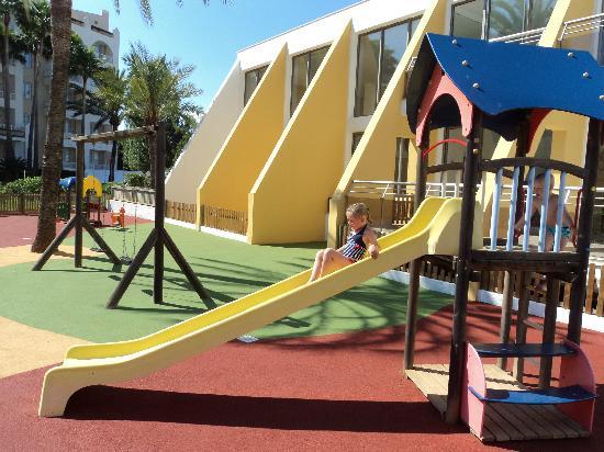 Protur Sa Coma Playa Hotel & Spa: Childrens Play Area at Hotel