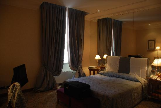 Aldrovandi Villa Borghese: Spacious accommodation