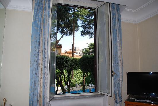 อัลโดรวานดิวิลลา โบรเกห์เซ่: Room with a view