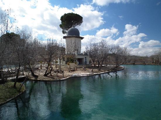 Hotel Termas Balneario Pallares: Lago Termal