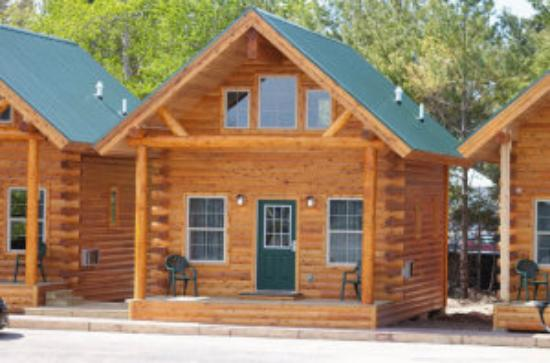 Cabins Of Mackinaw Updated 2018 Prices Amp Campground