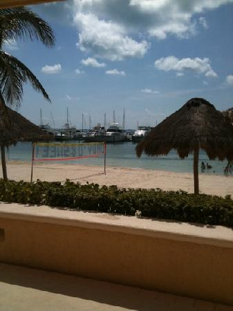 All Ritmo Cancun Resort & Waterpark: hotel room view