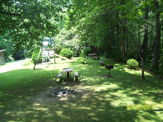 Parkview Lodge & Cabins: Nice and Private