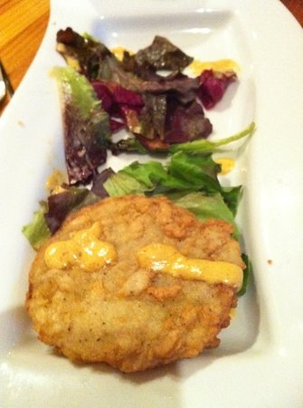 The Square Root: yummy fried green tomatoes