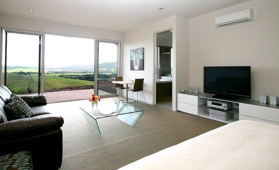 Gracedale Yarra Valley: Mint Suite