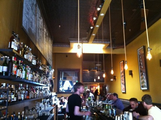 Photo of American Restaurant Alembic at 1725 Haight St, San Francisco, CA 94117, United States