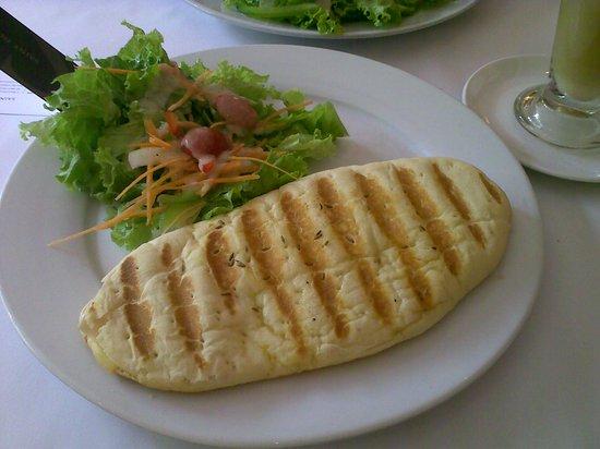 Saint-Honore: panini