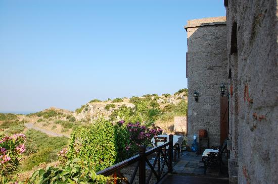 Assos Alarga, Bed and Breakfast: general view