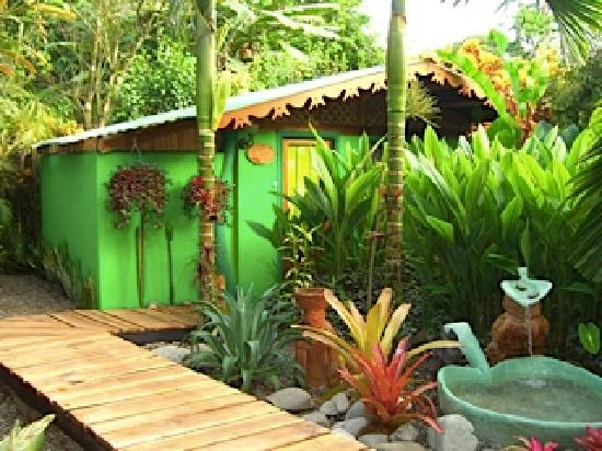 Physis Caribbean Bed & Breakfast: Cabina #4 our favorite
