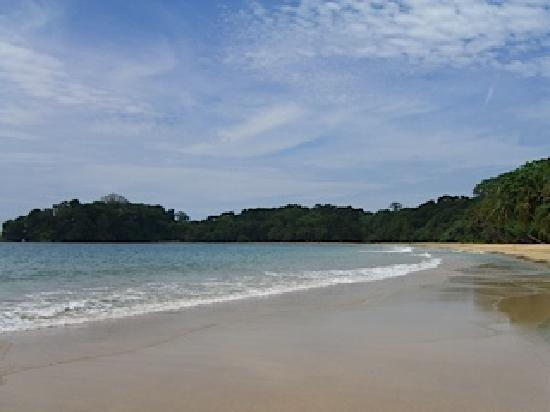 Physis Caribbean Bed & Breakfast: Closest Beach just across the main street