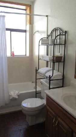 Bavarian Ritz Hotel: bathroom