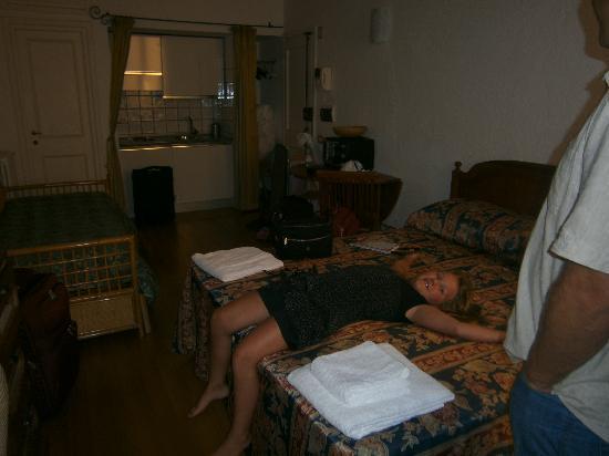 บอลโล่ อพารืทเม้นทส์: the room in Bollo Apartments