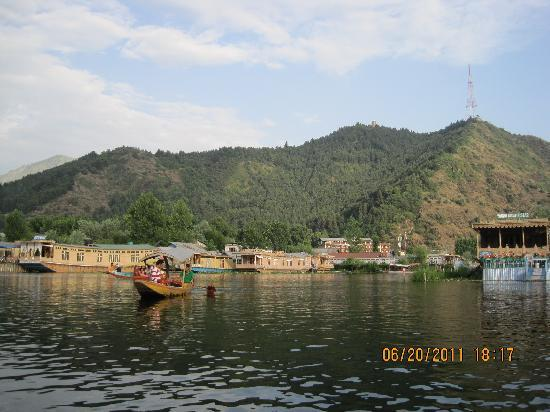 Srinagar, Hindistan: Dal Lake