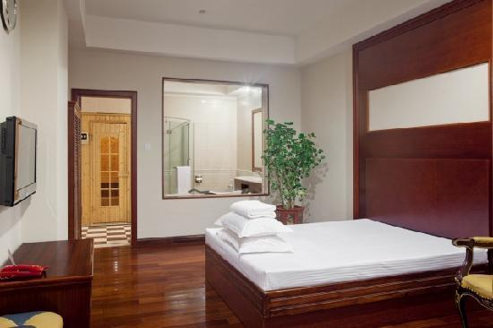 Crowne Plaza Zhanjiang: SPA房 SPA Room