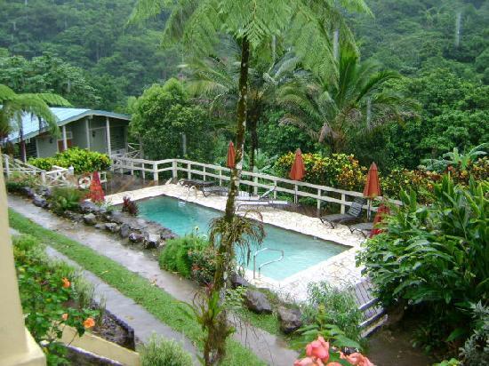 Casa Grande Mountain Retreat: La piscina