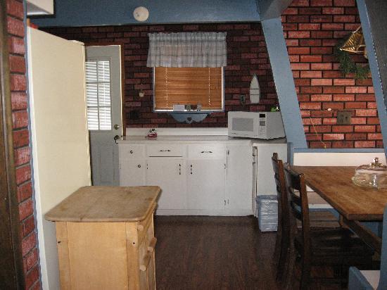 Boulder Creek Resort : kitchen