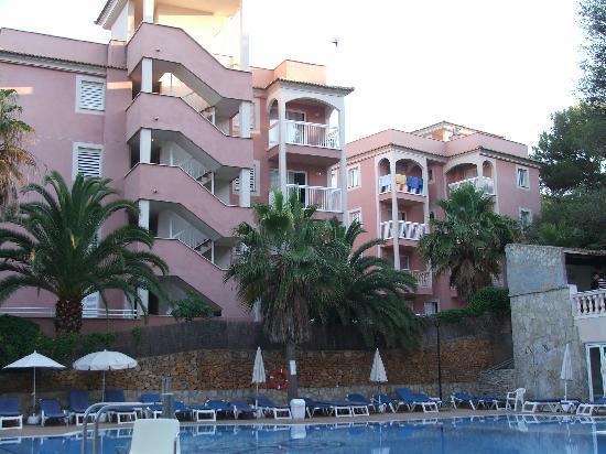 Hotel Canyamel Classic: Palazzini appartamenti