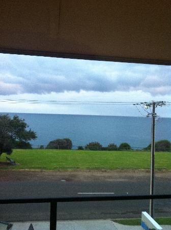 كانجارو أيلاند سي فرونت ريزورت: view from our room