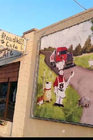 Roadkill Cafe Elberta Menu