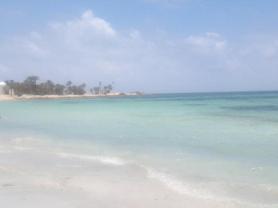 El Mouradi Djerba Menzel: Mare & spiaggia