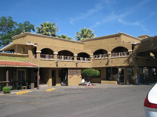 Best Western Rancho Grande: Exterior
