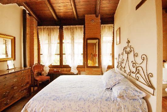 Castello di Serravalle, Italia: Camera