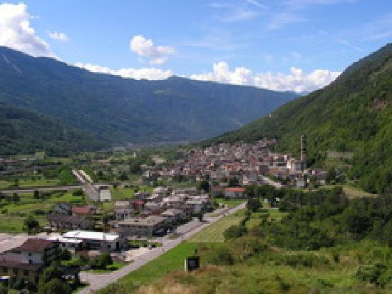 Mazzo di Valtellina
