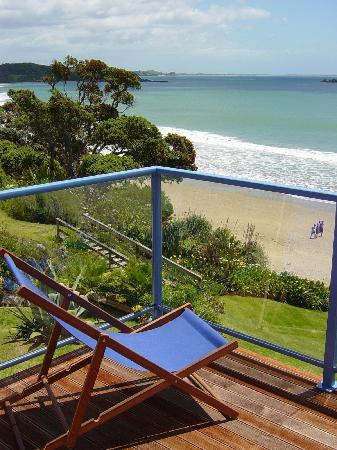 By the Bay Beachfront Apartments: From you private balcony