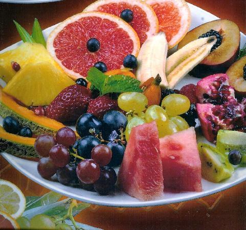 Hotel Tizianbeach : le golosità di frutta