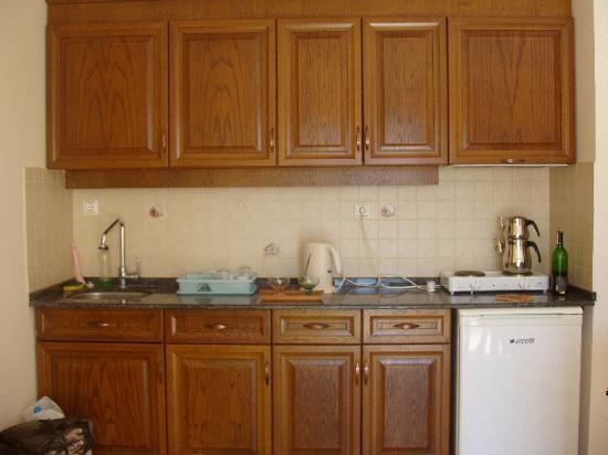 Fora Apart Hotel: Our Kitchen