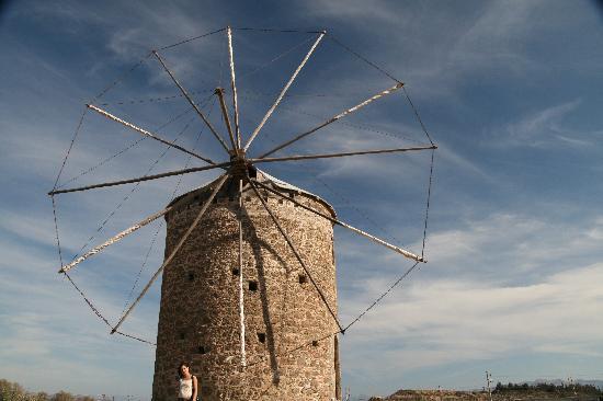Fora Apart Hotel: Windmills