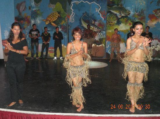 Caribbean Village Agador : spectacle