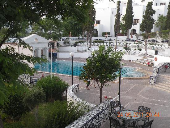 Occidental Allegro Agador: piscine calme