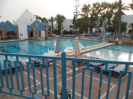 Caribbean Village Agador : piscine
